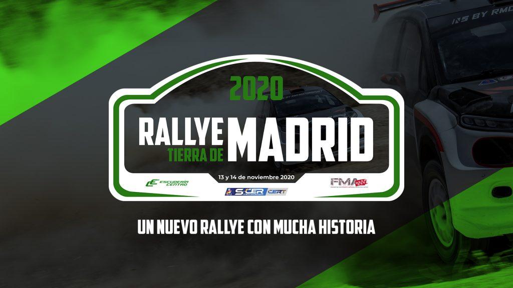 Se abren las inscripciones para el Rallye Tierra de Madrid