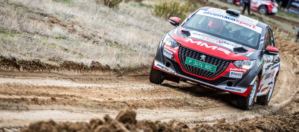 ¡El Rallye ya está en marcha!