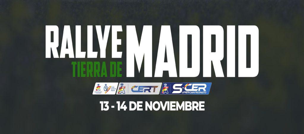 El rallye Tierra de Madrid, nuevo integrante del S-CER