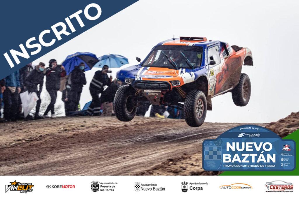 Rubén Gracia preparará el Dakar en el TCT Nuevo Baztán