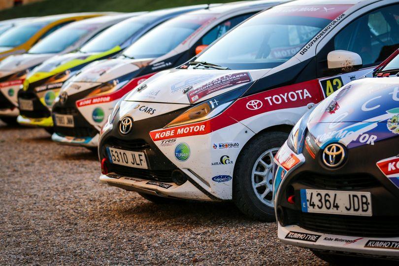 La Copa 2RM del Rallyes de Tierra CERT estará muy presente en el TCT Nuevo Baztán.