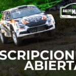 Abiertas las inscripciones del Rallye Tierra de Madrid